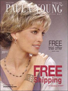 Paula Young Catalog Inserts - Paula-Young-catalog